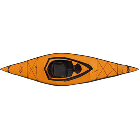 nortik scubi 1 Kayak Complete set, orange/black